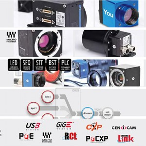 SVS Vistek Machine Vision Cameras